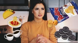 One of Ashley Settingiano's most viewed videos: WHAT I ACTUALLY EAT IN A DAY