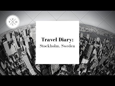 Travel Diary: Stockholm, Sweden!