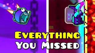 Things You Probably Missed in the 2.2 Sneak Peek (Geometry Dash)