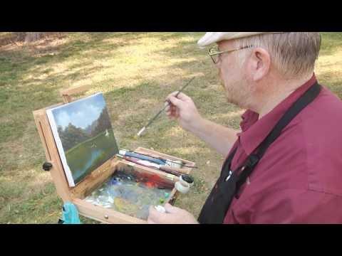 O'FallonTV: Artist Mike Phelps  | O'Fallon, Missouri