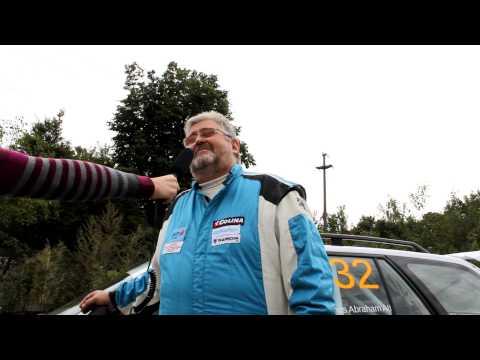 Interviu Thomas Abraham -  BCR Leasing Rally Team