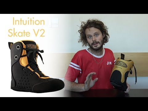 Intuition Skate V2 Liner Review || Part 1