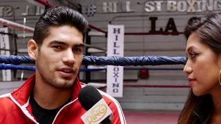 Gilberto Ramirez Workout