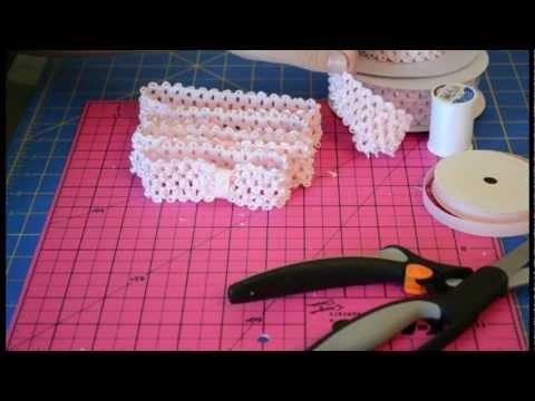 How To Make Crochet Headbands - YouTube