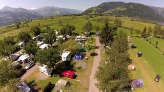 Dronefly Panoramacamp Zell am See