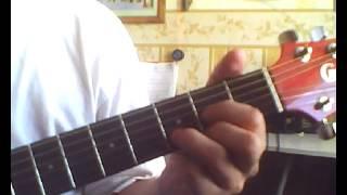Песенка Мамонтенка. Аккорды на гитаре