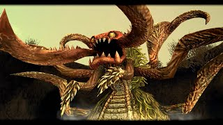 Final Fantasy Crystal Chronicles Remaster - Year 5: Boss: Antlion And Holy Element Puzzle