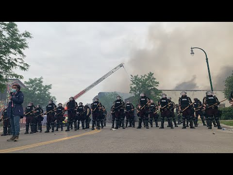 LIVE: MINNEAPOLIS IS ON FIRE DAY 3 #JusticeForGeorgeFloyd