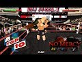 No Mercy Top 10 Best Moments - WRESTLING REVOLUTION 3D