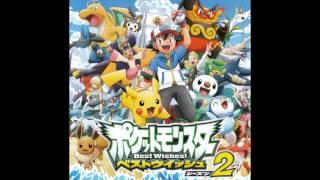 [HD] Pokemon - BW2 「やじるしになって! フル (Be an Arrow! FULL)」