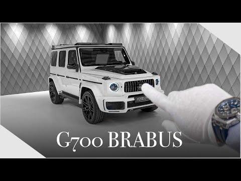 BRABUS G700 - Detailed Walkaround | Luxury Cars Hamburg