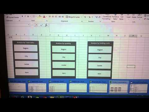 Decision Support System 505 Project