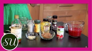 How To Make an All-Natural Healthy BBQ Sauce From Scratch