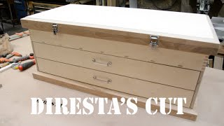 DiResta's Cut: Dual Drawer Toolbox
