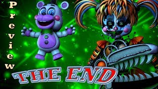 "[SFM] [FNaF] ""The End""  by OR3O (ft. CG5, DJSMELL) [Preview]"