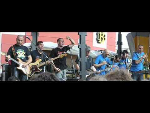 Banda Barzotti - La canzone del sole (battisti punk-ska cover)