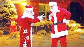 Святой Николай VS Дед Мороз - Кто украл Новогоднюю Елку🎄? Новогодние приколы | Новый Год 2020