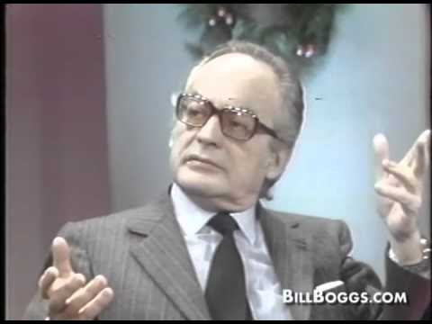 Dino De Laurentiis, Film Director of King Kong, Interview with Bill Boggs