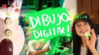 ¿Cómo empezar en dibujo digital? - Andreaga