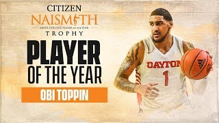 Dayton's Obi Toppin named 2019-20 Naismith Men's Player of the Year | CBS Sports HQ