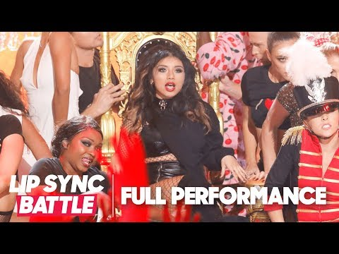 "Pentatonix's Kirstin Maldonado Owns Taylor Swift's ""Look What You Made Me Do"" 