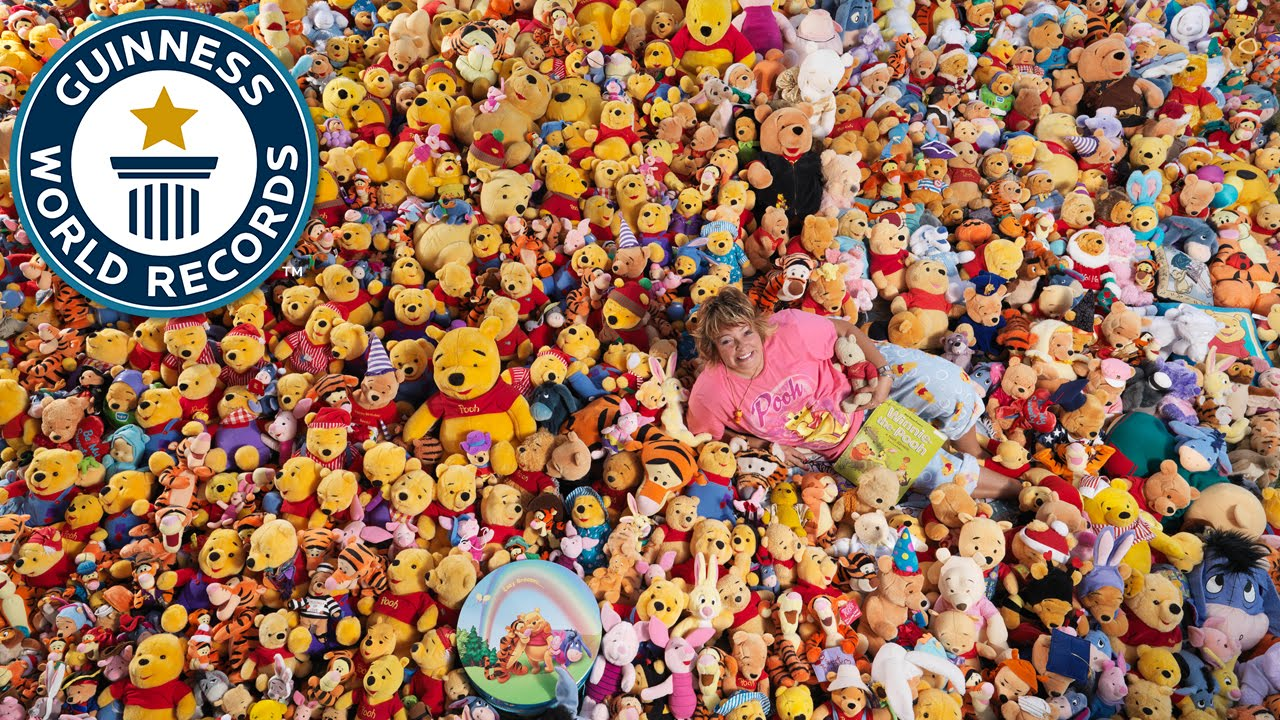 Largest collection of Winnie the Pooh memorabilia ...