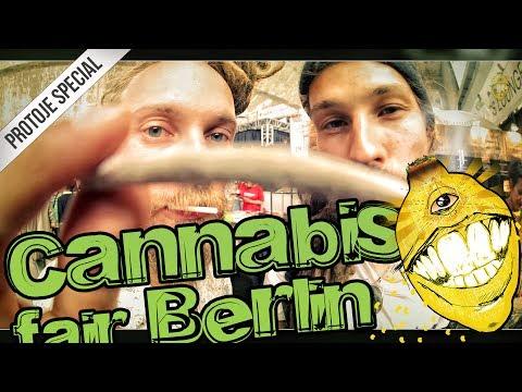 CANNABIS FAIR 2017 - MARY JANE BERLIN - PROTOJE PARADE - 420 SPECIAL