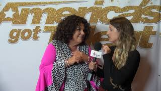Vicki Barbolak COLLABORATING w/ Heidi Klum? & She Burps On The Red Carpet 😂 | America's Got Talent