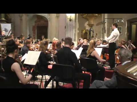 Edinburgh University Chamber Orchestra - Budapest 2013