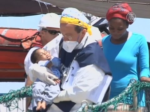 У берегов Италии и Турции спасли более 2700 беженцев (новости)