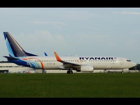 Antonov225, Ryanair FlyDubai, Darwin Airline, Thomas Cook Takeoff Flying Planes