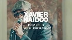 Xavier Naidoo - Der Fels // Allein Mit Flügel - Live aus dem Mannheimer Schloss