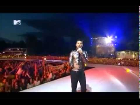 MARCO MENGONI - MTV AWARDS, FIRENZE, 14.06.2015