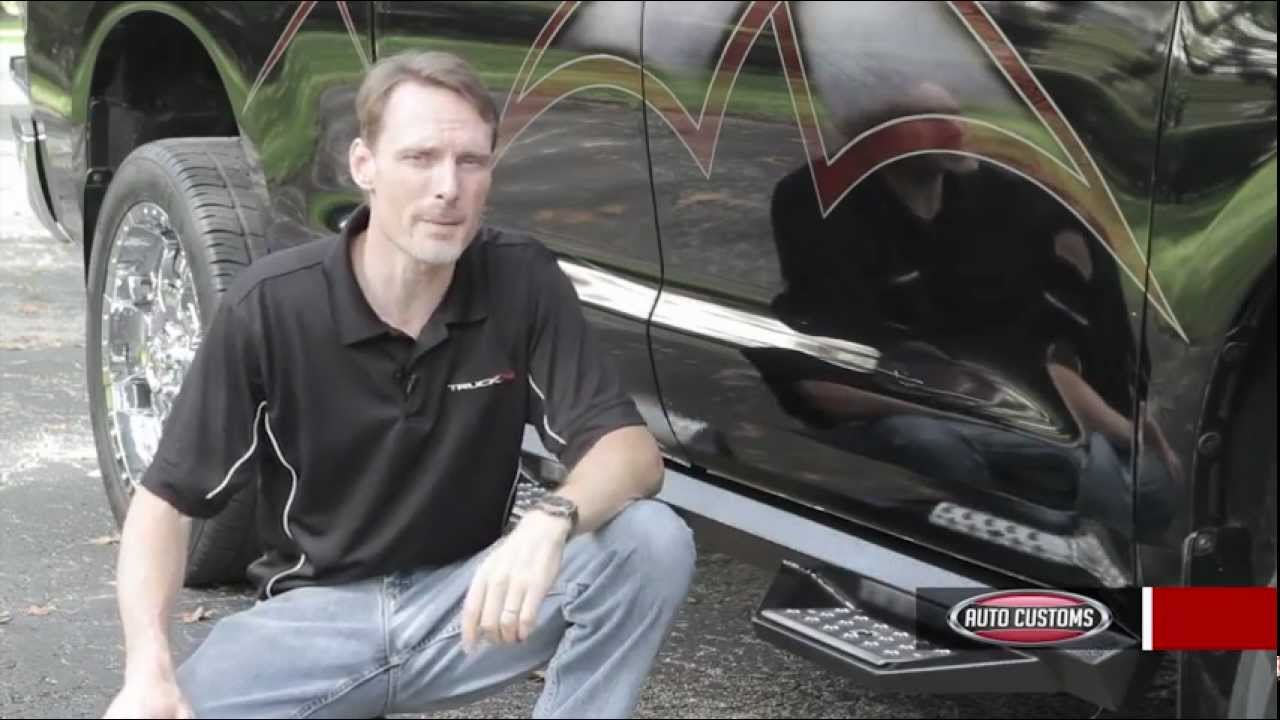 Iron Cross Hd Step Running Boards Review Autocustoms Com