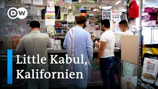 Gerettet: aus Afghanistan in die USA | DW Reporter
