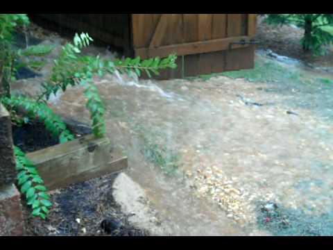 Atlantans Capture Images of Flooding