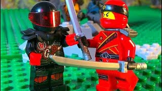 LEGO Ninjago The Sons of Garmadon EPISODE 5 - The CHASE! (Part 2)