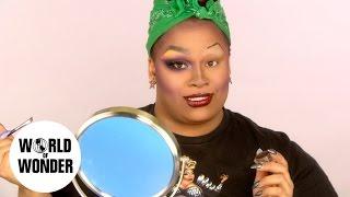 """HOW TO MAKEUP: Jaidynn Diore Fierce - """"Ombre Eyebrow"""""""