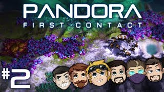 Civ in Space! Pandora: First Contact #2 - Taking The Peace