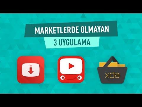 Marketlerde Asla Bulamayacağınız 3 Android APK