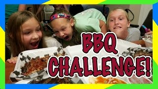 KANSAS CITY BARBEQUE CHALLENGE WITH TOP FAMILY VLOGGERS!