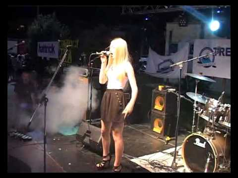 ALBINA GRČIĆ - HIT FACTORY - SPLIT, (BRDA 21 06 2014)