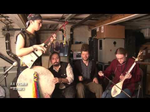 Acoustic Jam - Artisan News Service