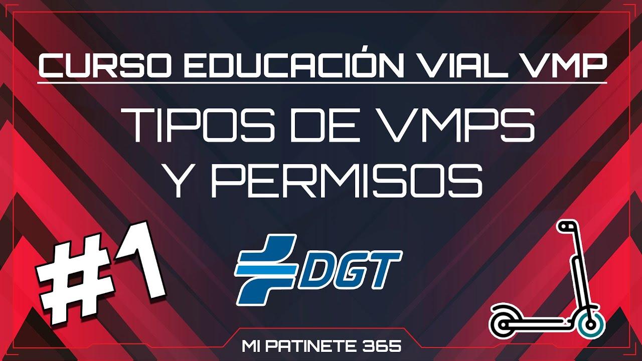 Download Curso Educación Vial Patinetes y VMP 🛴 Parte I - Tipos de VMP y Permisos
