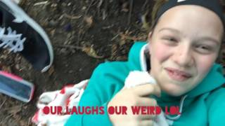 peeing her pants and laughing our behinds off!!! | kylee Katie