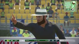 TWO2 WORLD CUP #14 (Ashes Cricket)