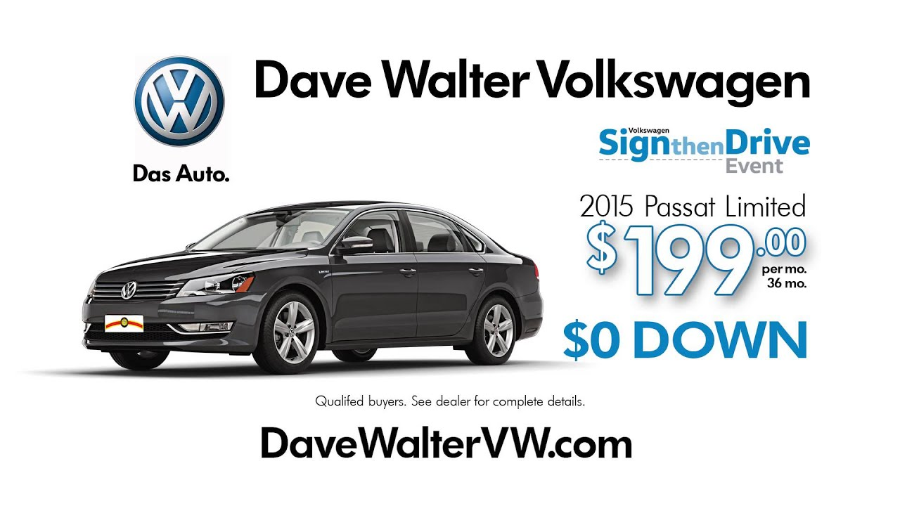 Dave Walter VW >> Dave Walter Vw