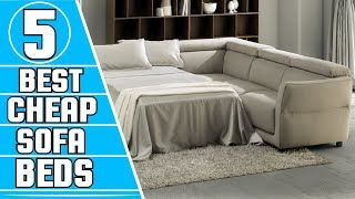 ✅ Sofa Beds: 5 Best Sofa Beds Reviews In (2019) | Most Comfortable Sofa Bed (Buying Guide)