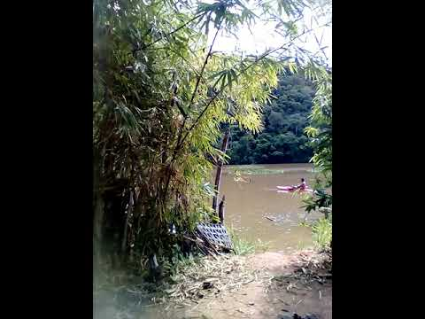Pescaria na barragem de Furnas(2)