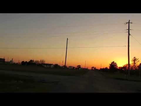 Driving through Chattanooga Oklahoma !